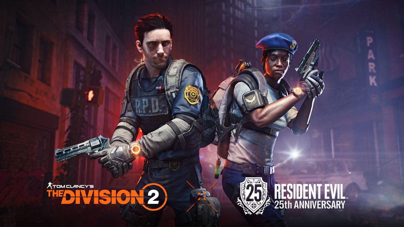 The Division 2 - Resident Evil