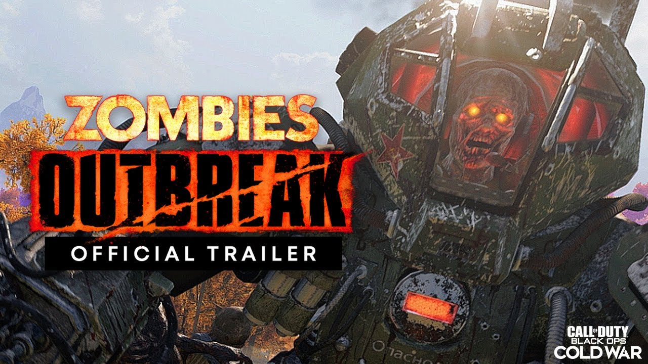 Call of Duty Black Ops: Cold War - Zombies - Outbreak
