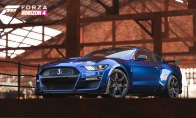 Forza Horizon 4 - GT500