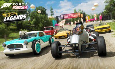 Forza Horizon 4: Hot Wheels Legends Car Pack