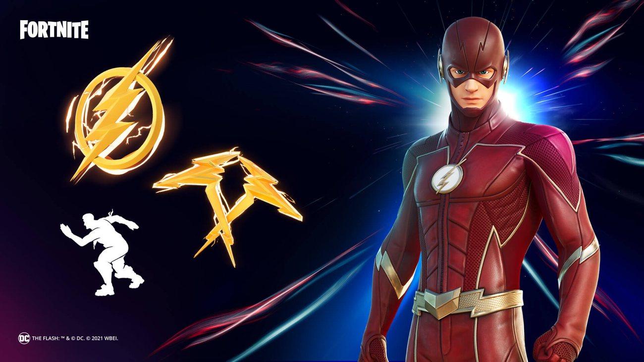 Fortnite - The Flash
