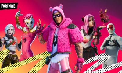 "Fortnite-Event ""Wilde Herzen"""