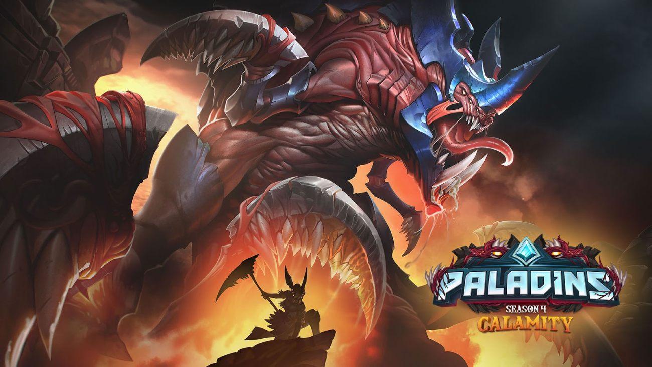 Paladins - Yagorath