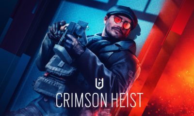 Rainbow Six Siege: Year 6: Crimson Heist