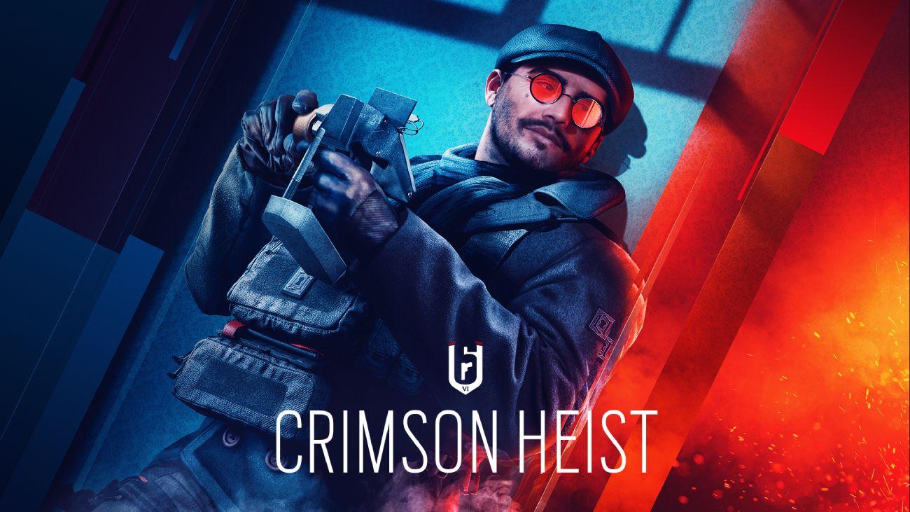 Rainbow Six Siege: Year 6: Crimson Heist