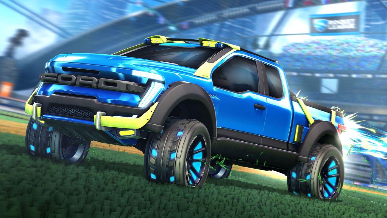 Rocket League & Ford