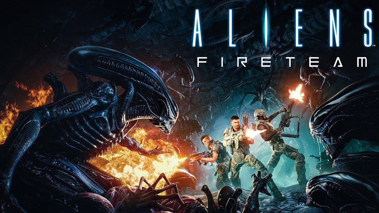 Aliens: Fireteam