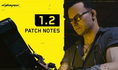 Cyberpunk 2077: Update 1.2
