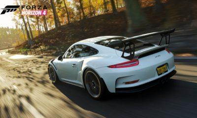 Forza Horizon 4 - 2019 Porsche 911 GT3 RS