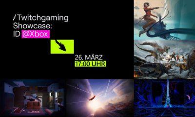 ID@Xbox und /twitchgaming