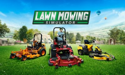 Lawn Mowing Simulator