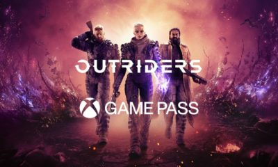 OUTRIDERS - Xbox Game Pass