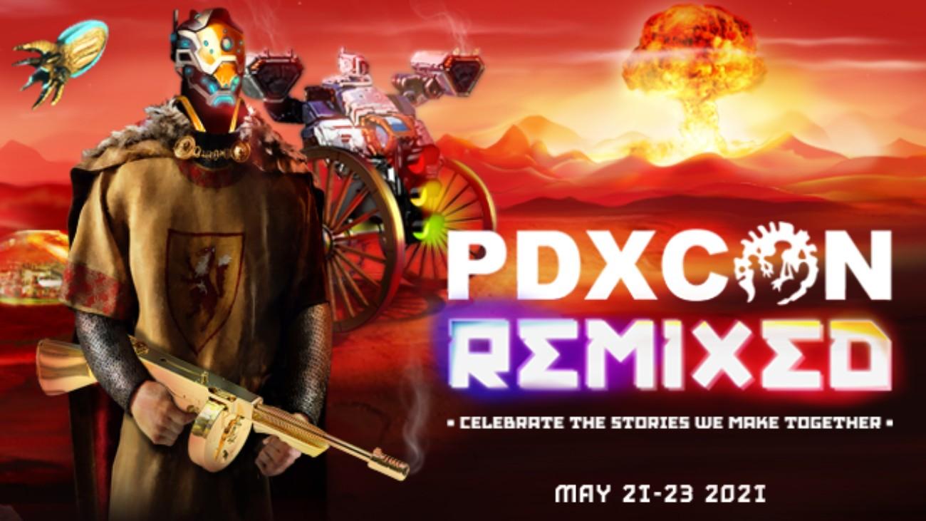 PDXCON Remixed