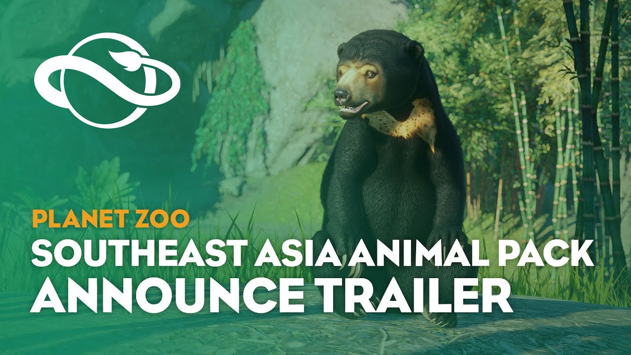 Planet Zoo: Southeast Asia Pack