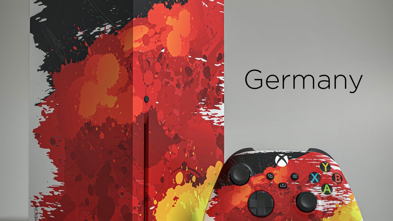 Xbox Series X Germany