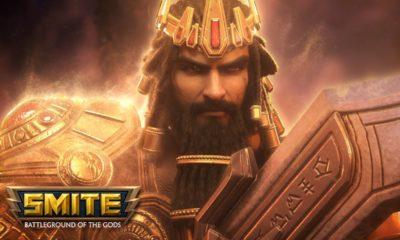 SMITE - Gilgamesch