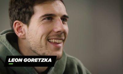 Leon Goretzka im Xbox Q&A