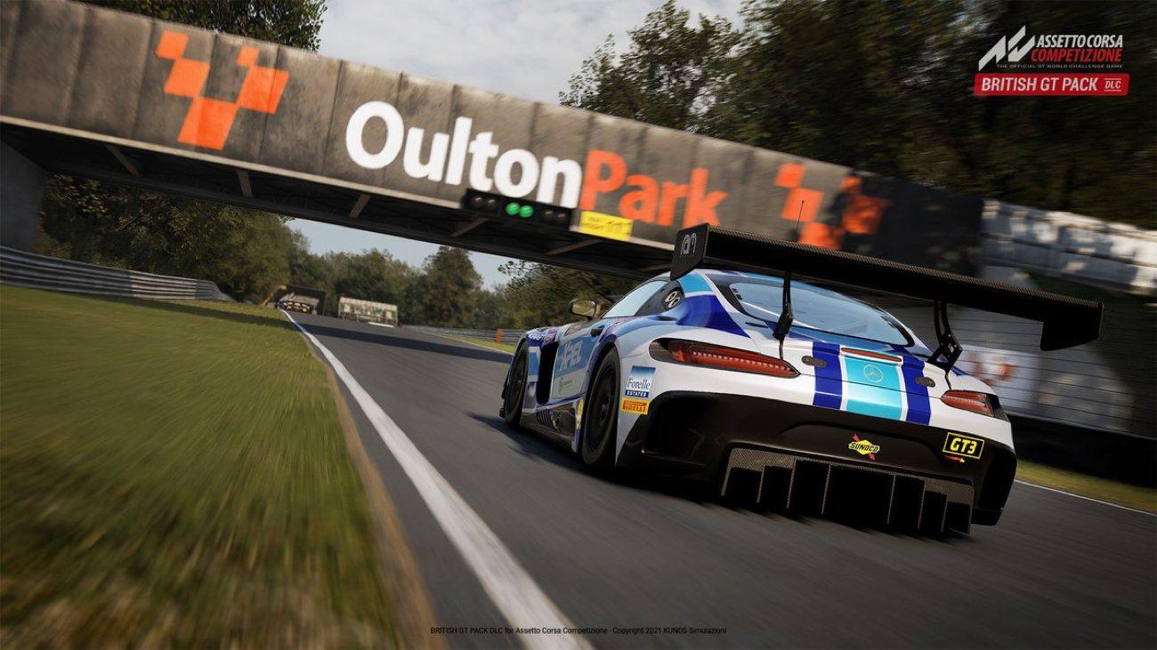 Assetto Corsa Competizione - British GT Pack DLC
