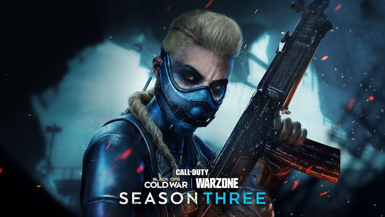 Call of Duty: Black Ops Cold War Season 3