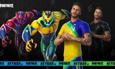 Fortnite - Neymar Jr