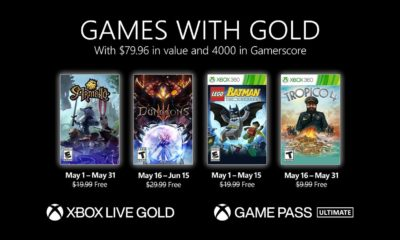 Games with Gold Spiele im Mai 2021
