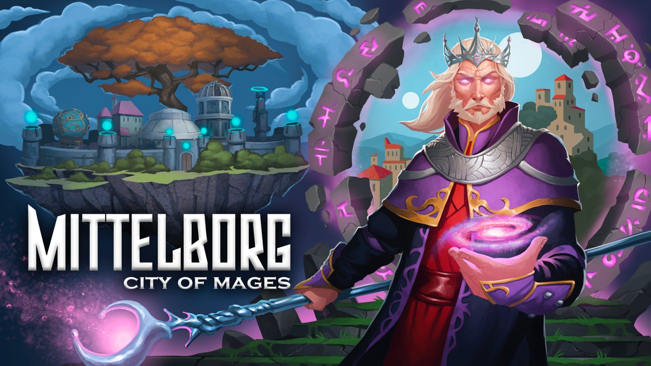 Mittelborg: City of Mages