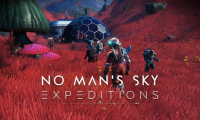 No Man's Sky: Expeditions Update