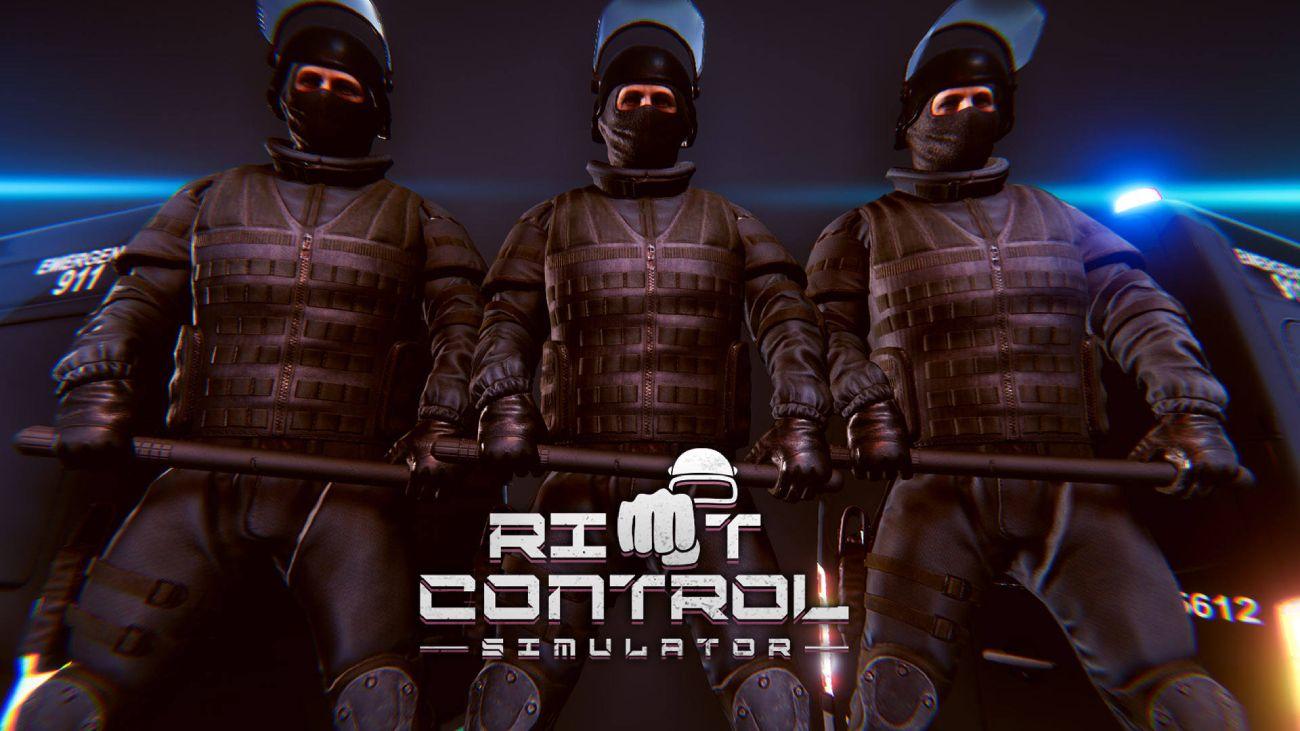 Riot Control Simulator