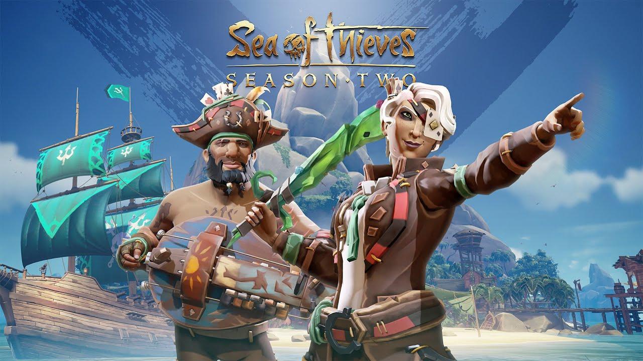 Sea of Thieves: Saison Zwei