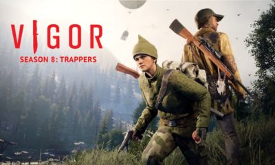 Vigor - Season 8: Trappers