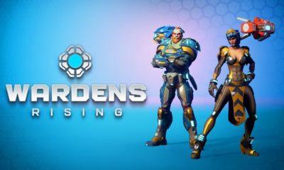 Wardens Rising