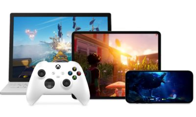 Xbox Cloud Gaming - iOS und Windows 10-PC