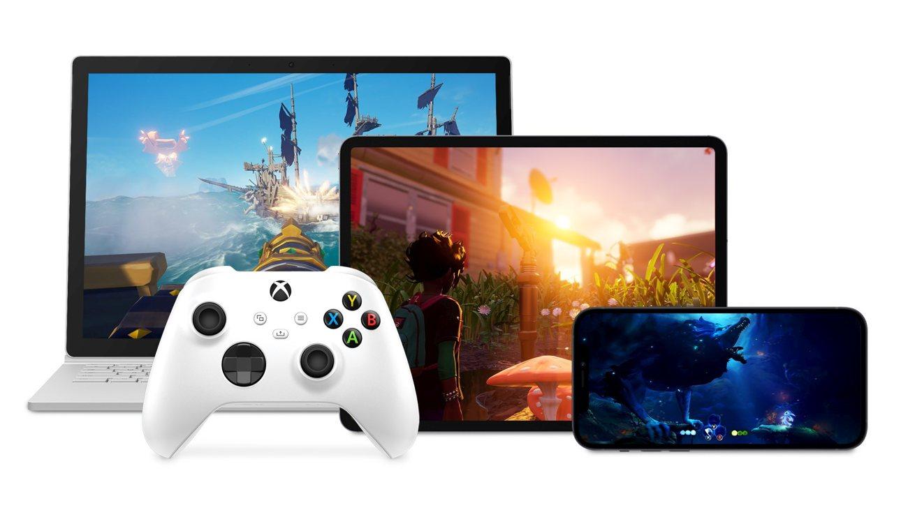 Xbox Cloud Gaming - iOS und Windows 10-PC