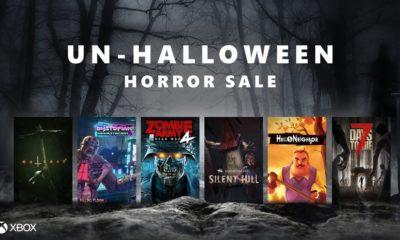 Xbox Horror Sale