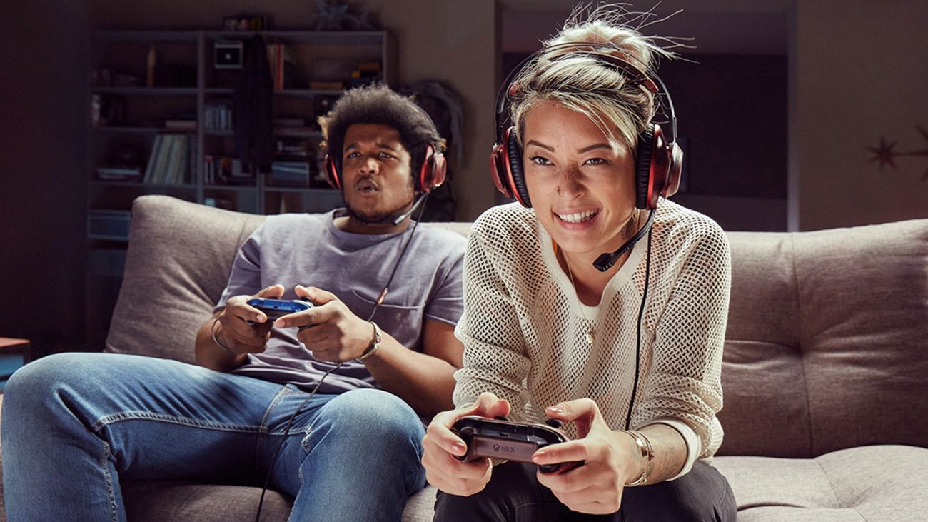 Xbox Live Multiplayer