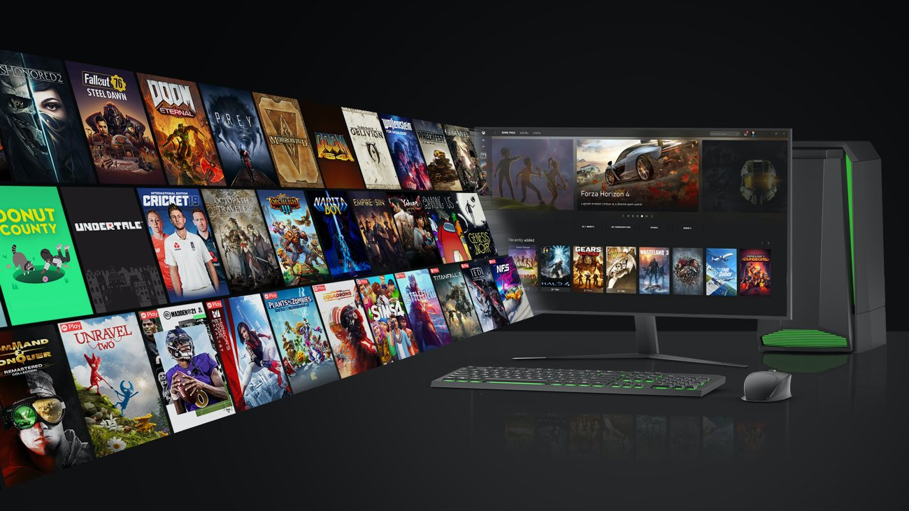 PC Gaming bei Xbox