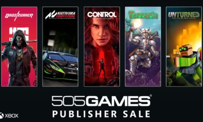 505 Games Publisher Sale
