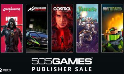 505 Games Publisher Sale