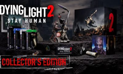 Collector's Edition von Dying Light 2 Stay Human