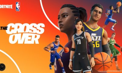 Fortnite x NBA: The Crossover