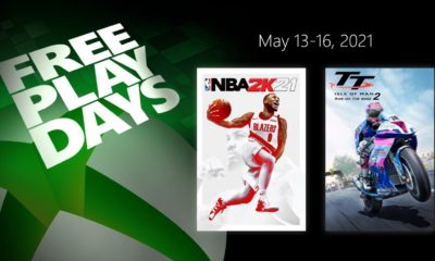 Free Play Days - Mai 2021