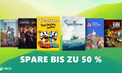 ID@Xbox Gamefest-Angebote