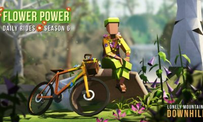 Lonely Mountains: Downhill - Season 6: Flower Power