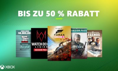 Xbox Frühjahrs Add-On Sale