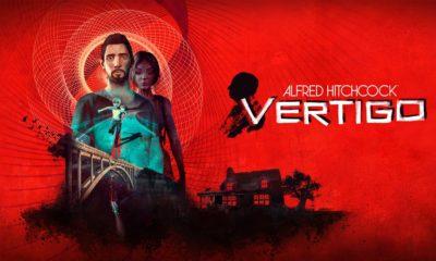Alfred Hitchcock - Vertigo