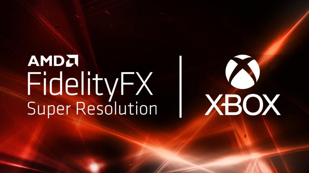 AMD FidelityFX Super Resolution - Xbox
