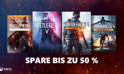 Battlefield Franchise Sale