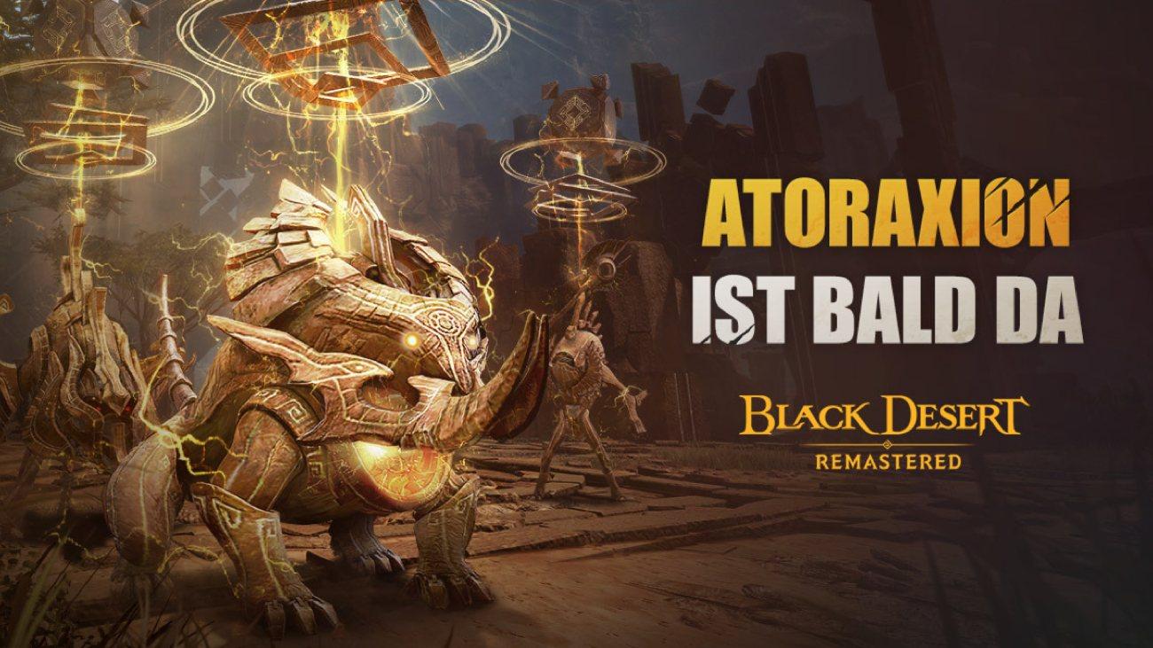 Black Desert: Atoraxion