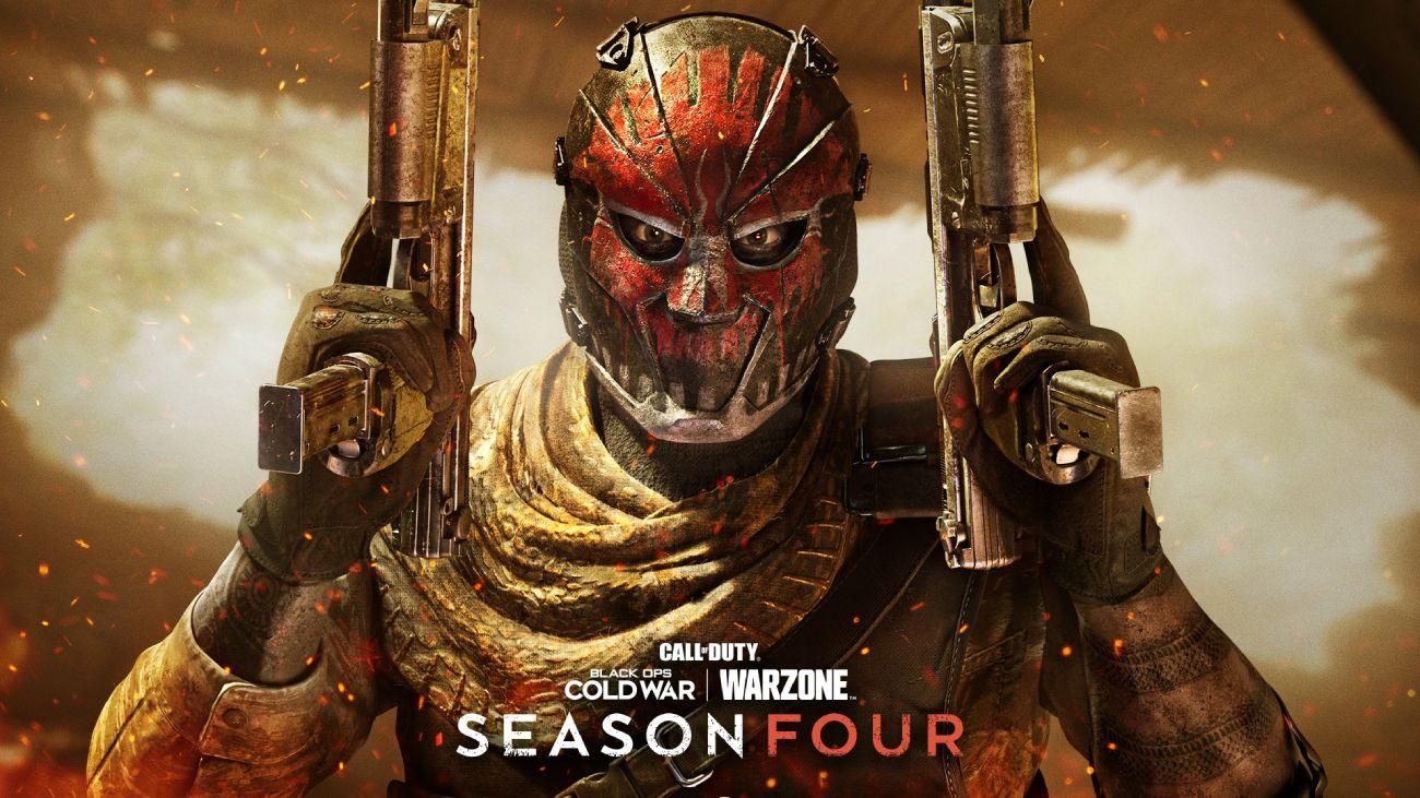 Call of Duty: Black Ops Cold War & Warzone - Season 4