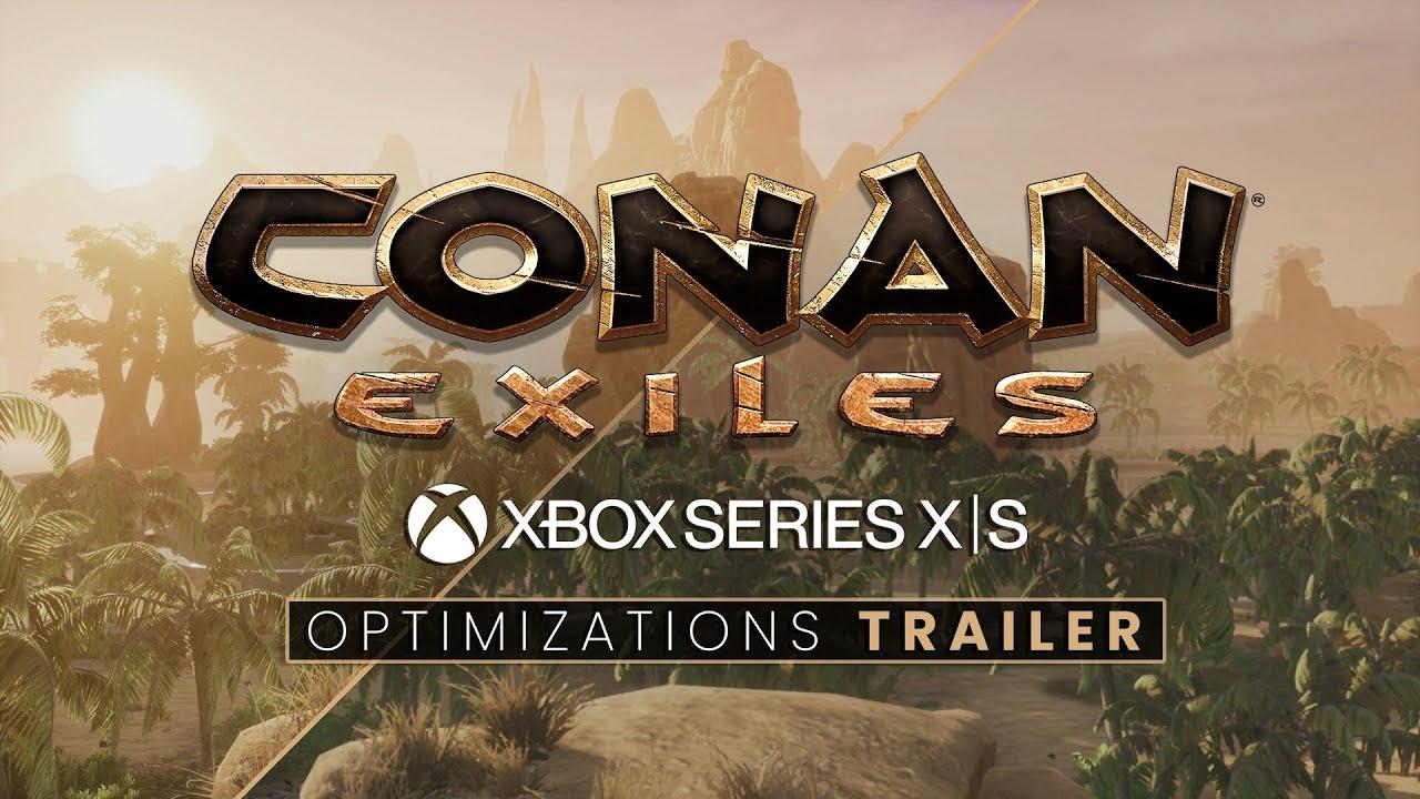Conan Exiles - Xbox Series X|S Trailer